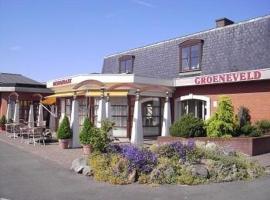 Hotel Groeneveld, Ostende