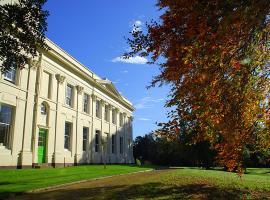 Woodbrooke Quaker Study Centre, Birmingham