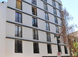 Lastarria Santiago Suite Apartments