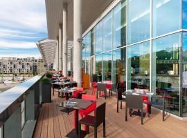 Novotel Lyon Confluence, Lyon