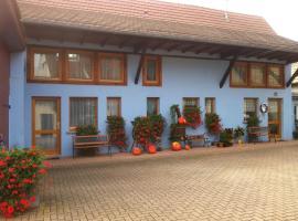 Chambres d'Hôtes Mélodies d'Alsace, Lipsheim