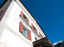 Hotel Alpina Zernez, Zernez