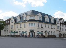 Bahnhof-Hotel Saarlouis, Saarlouis