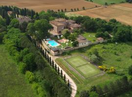 San Lorenzo a Linari Resort & Beauty Farm, San Rocco a Pilli