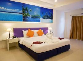 iCheck inn Patong Beach, Plage de Patong