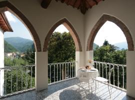 Villa Rosalena, Bagni di Lucca