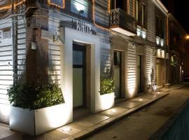 White B&B, Foggia
