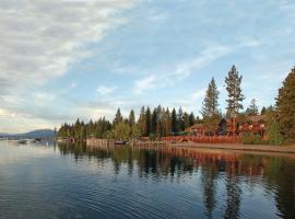 , Tahoe City