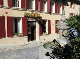 Hostellerie Le Beffroi, Vaison-la-Romaine