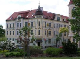Hotel Goethe, Aš