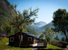 Grande Hytteutleige og Camping, Geiranger
