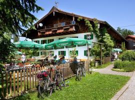 Landhotel Huberhof, Švangau