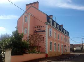 Hotel Terminus, Paray-le-Monial