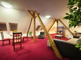Brioni Suites, Ostrava