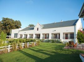 Val Du Charron Guest House & Wine Estate, 웰링턴
