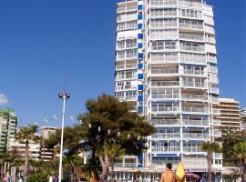 Apartamentos Torre Yago, Benidorm