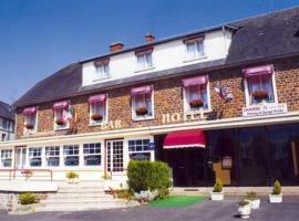 Hôtel La Pocatière, Coutances