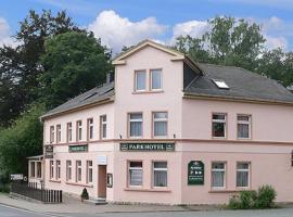 """Pension """"Parkhotel"""" Blankenhain, Blankenhain"""