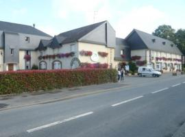 Hotel Restaurant La Grenouillère, Vitré