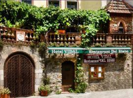 Hotel Vidal, Céret