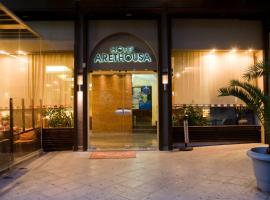 Arethusa Hotel, Atenes