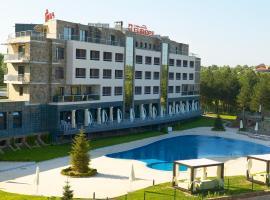 Green Europe Park Hotel, Haskovo
