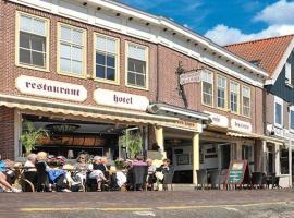 Hotel Cafe Restaurant Van Den Hogen, Volendam