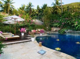 The Water Garden Hotel, Candidasa