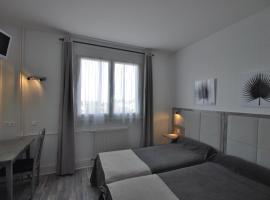 Hôtel Le Grand Val, Chaumont