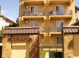 Hotel Altair Zhelezniy Port, Zaliznyy Port
