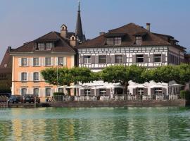 Gottlieber - Hotel Die Krone, Gottlieben