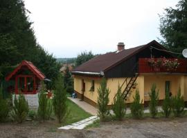 Sasvár Vendégház, Parádsasvár