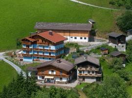 Stallerhof, Hüttschlag