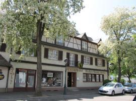 Hotel Weisses Kreuz, Neuenburg am Rhein