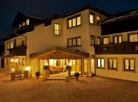 Hotel Hubertushof Eventhotel & Restaurant, اوبرستوفن