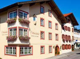 Klausenhof Hotel am Park, Murnau am Staffelsee