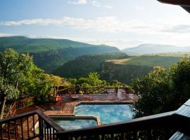 Acra-Retreat Mountain View Lodge, Waterval Boven