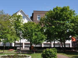 Hotel Graf Waldersee, Borkum