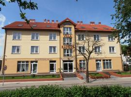 Villa Ramzes, Gdańsk