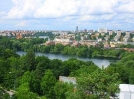Liljeholmens Stadshotell, Hägersten