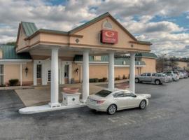 Econo Lodge Inn & Suites Lumberton, Lumberton