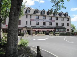 Logis Hotel Des Rochers, Marvejols