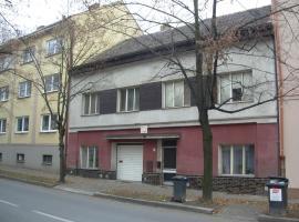 Penzion Hlinkova, Plzeň