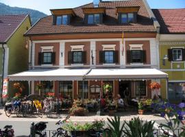 Gasthof zum Goldenen Rössl, Sachsenburg