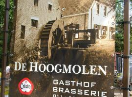 Hotel-Brasserie De Hoogmolen, Meeuwen