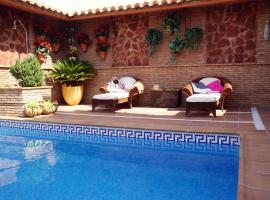 Apartamentos Turísticos Tronca Luxury, Granada