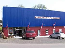 C&N Backpackers - Port Hardy, Port Hardy