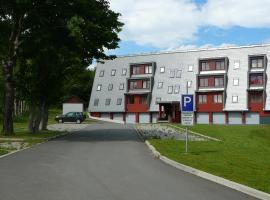 Apartmány Racek, Ostružná