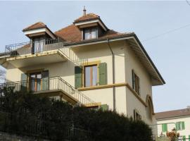 Appartement Maillefer, Neuchâtel
