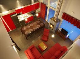 Hyvärilä Holiday Apartments, Nurmes